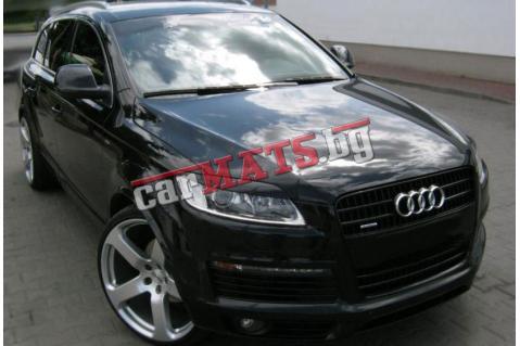 Вежди за фарове за Audi Q7 (2005-2009) - Германия