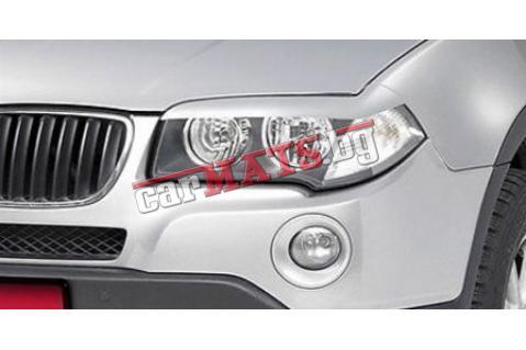 Вежди за фарове за BMW X3 F25 (2010+) - EU